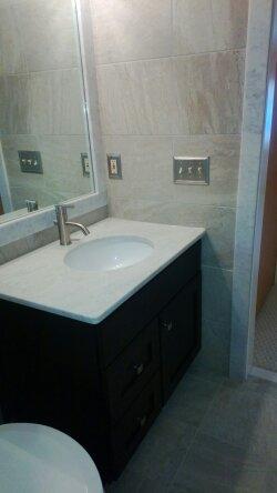 Bathroom remodel graziano builders new construction for Bathroom remodel 94513