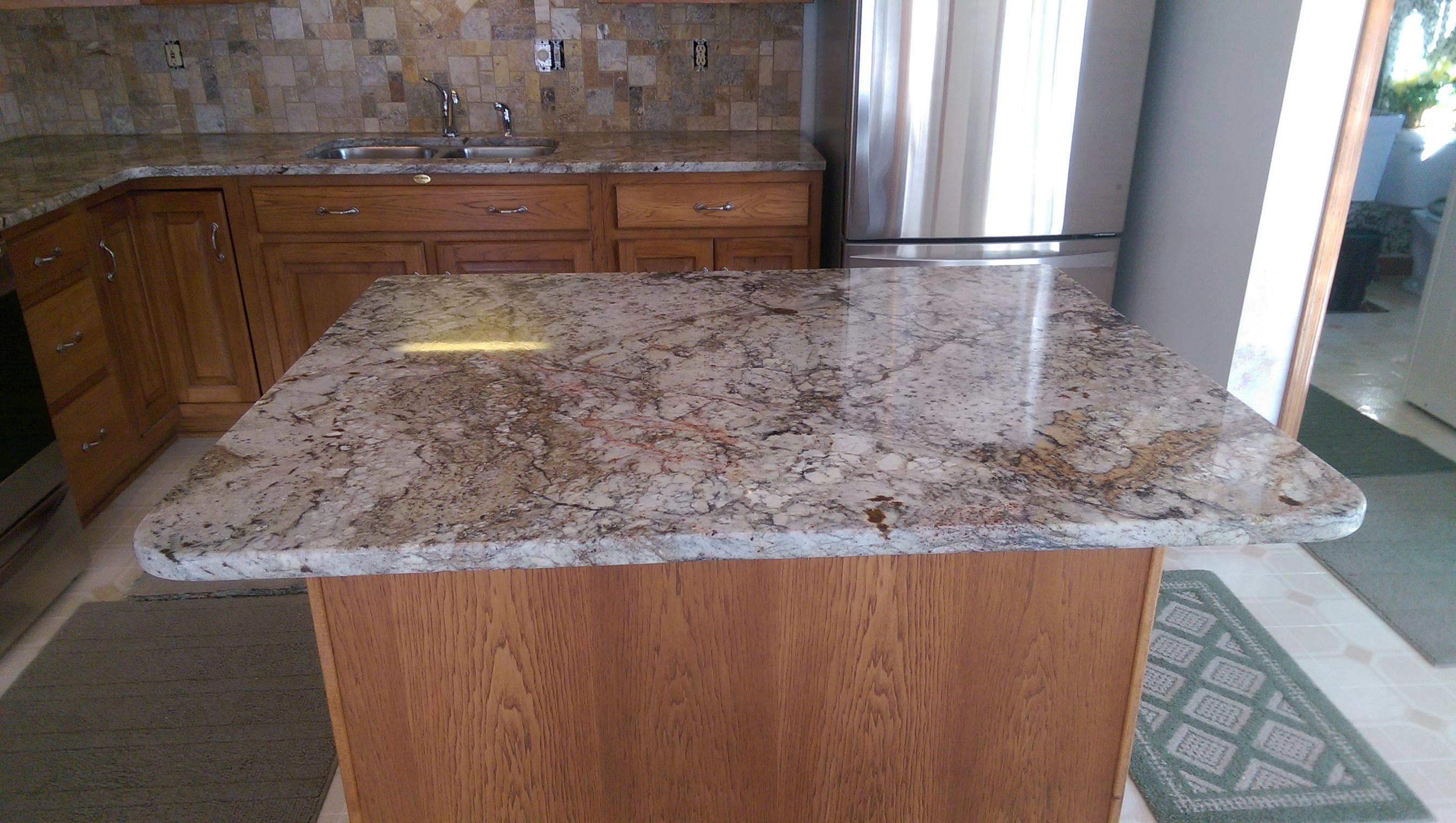 Granite Countertop - Graziano Builders - New Construction & Granite ...